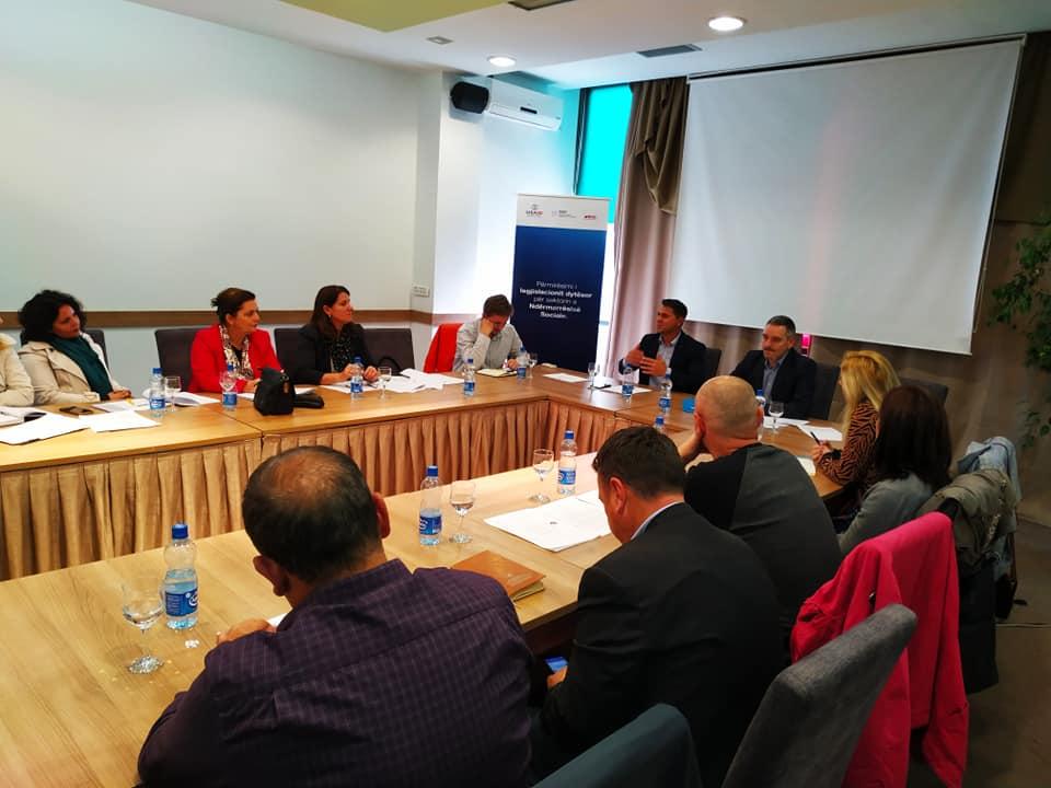 Promovimi i Ndërmarrësisë Sociale në Kosovë, përmes rrjetit Kosovar të Ndërmarrjeve Sociale.